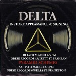 Delta Pyramid Schemes instore obese records