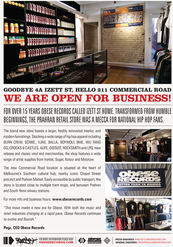 OBS086 - Obese Retail 2014 Press Release web